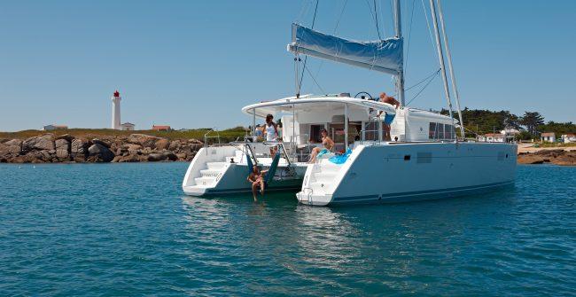 Les îles croates en catamaran